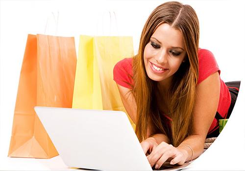 E-ticaret 'in Yükseliş Çizelgesi Online Alışveriş